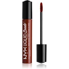 NYX Professional Makeup Liquid Suede™ Cream tekoča vodoodporna šminka z mat učinkom odtenek 23 Club Hopper 4 ml