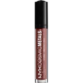 NYX Professional Makeup Cosmic Metals™ kovinska tekoča šminka  odtenek 18 Elite 4 ml