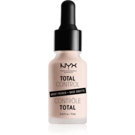 NYX Professional Makeup Total Control Drop Primer podlaga odtenek 01 13 ml