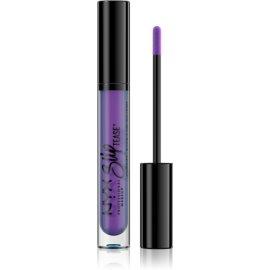 NYX Professional Makeup Slip Tease visoko pigmentirano olje za ustnice odtenek 07 Feisty 4 ml