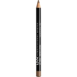 NYX Professional Makeup Slim Lip Pencil tužka na rty odstín Cappuccino 1 g