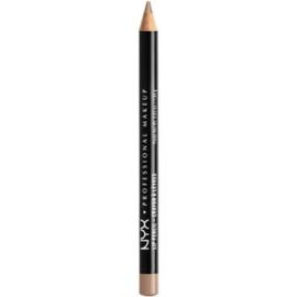 NYX Professional Makeup Slim Lip Pencil tužka na rty odstín Nutmeg 1 g