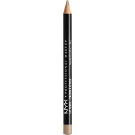 NYX Professional Makeup Slim Lip Pencil tužka na rty odstín Toast 1 g