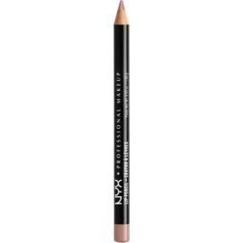 NYX Professional Makeup Slim Lip Pencil tužka na rty odstín Coffee 1 g