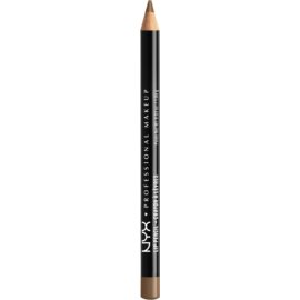 NYX Professional Makeup Slim Lip Pencil tužka na rty odstín 833 Chestnut 1 g