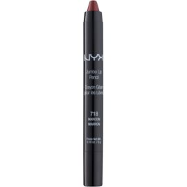 NYX Professional Makeup Jumbo rúzsceruza árnyalat 718 Maroon 5 g