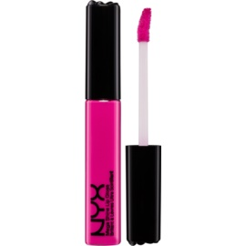 NYX Professional Makeup Mega Shine sijaj za ustnice odtenek 136 Dolly Pink 11 ml