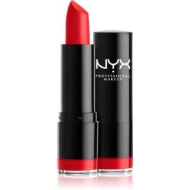 Professional À Nyx Extra Creamy Round Lèvres Makeup LipstickRouge yYg6vIbf7