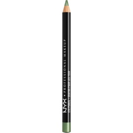 NYX Professional Makeup Eye and Eyebrow Pencil Präziser Eyeliner Farbton 929 Moss 1,2 g