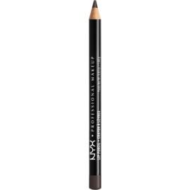 NYX Professional Makeup Slim Lip Pencil tužka na rty odstín Black Berry 1 g