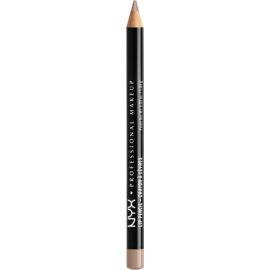 NYX Professional Makeup Slim Lip Pencil tužka na rty odstín Nude Truffle 1 g