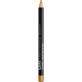 NYX Professional Makeup Eye and Eyebrow Pencil Präziser Eyeliner Farbton 933 Gold Shimmer 1,2 g