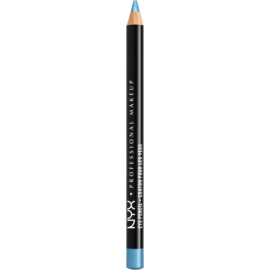 NYX Professional Makeup Eye and Eyebrow Pencil Präziser Eyeliner Farbton 936 Sky Glitter 1,2 g