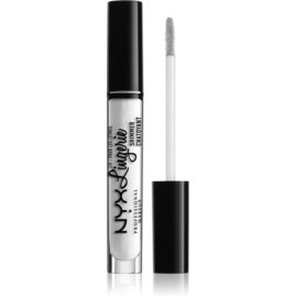 NYX Professional Makeup Lip Lingerie Shimmer bleščeči sijaj za ustnice odtenek 01 Clear 3,4 ml