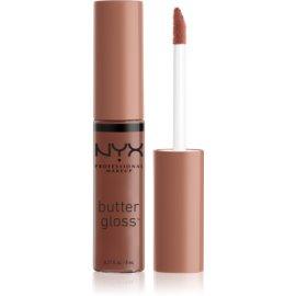 NYX Professional Makeup Butter Gloss sijaj za ustnice odtenek 17 Ginger Snap 8 ml