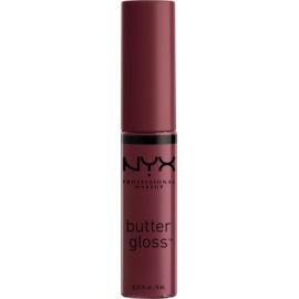 NYX Professional Makeup Butter Gloss sijaj za ustnice odtenek 22 Devil's Food Cake 8 ml