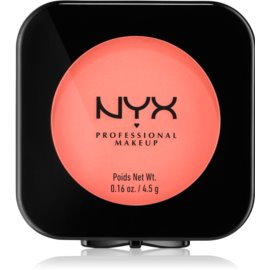 NYX Professional Makeup High Definition Blush Singles rdečilo odtenek 15 Pink The Town 4,5 g