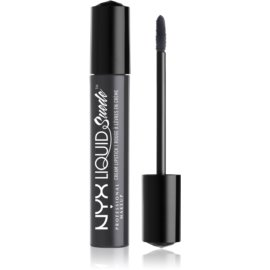 NYX Professional Makeup Liquid Suede™ Cream tekoča vodoodporna šminka z mat učinkom odtenek 01 Stone Fox 4 ml