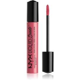 NYX Professional Makeup Liquid Suede™ Cream tekoča vodoodporna šminka z mat učinkom odtenek 09 Tea Cookies 4 ml