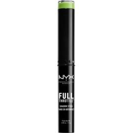NYX Professional Makeup Full Throttle senčila za oči v svičniku odtenek 08 Poison Proper 1,5 g