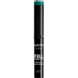 NYX Professional Makeup Full Throttle senčila za oči v svičniku odtenek 09 Double Trouble 1,5 g