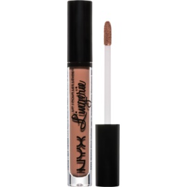 NYX Professional Makeup Lip Lingerie tekutá rtěnka odstín 01 Honeymoon 4 ml