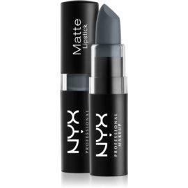 NYX Professional Makeup Matte Lipstick klassischer matter Lippenstift Farbton 40 Ultra Dare 4,5 g