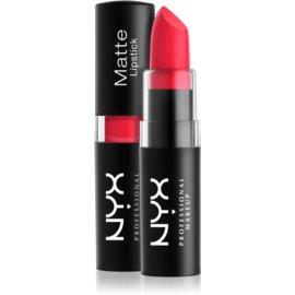 NYX Professional Makeup Matte Lipstick klasična mat šminka odtenek 42 Crave 4,5 g