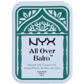 NYX Professional Makeup All Over telový balzam Coconut Oil 25 g
