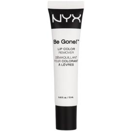 NYX Professional Makeup Be Gone! desmaquillante y bálsamo para labios 2 en 1  13 ml