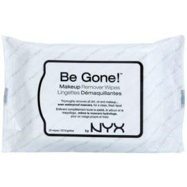 NYX Professional Makeup Be Gone! odličovací ubrousky  20 ks
