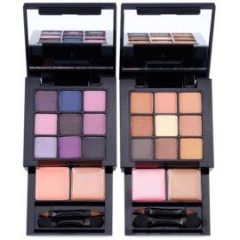 NYX Professional Makeup Smokey Look Bronze & Purple kozmetični set I.