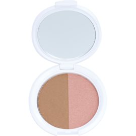 NYX Professional Makeup Bronzer & Blusher Combo bronzer a tvářenka 2 v 1 odstín 01 Sunrise in Bali 10 g