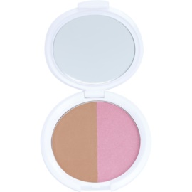 NYX Professional Makeup Bronzer & Blusher Combo bronzer a tvářenka 2v1 odstín 02 Ibiza 10 g