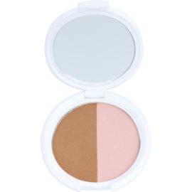 NYX Professional Makeup Bronzer & Blusher Combo bronzer a tvářenka 2v1 odstín 03 Marbella 10 g