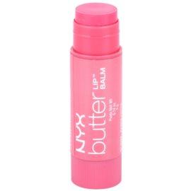 NYX Professional Makeup Butter ajakbalzsam árnyalat 07 Panna Cotta 4 g