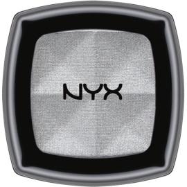 NYX Professional Makeup Eyeshadow тіні для повік відтінок 25 Silver 2,7 гр