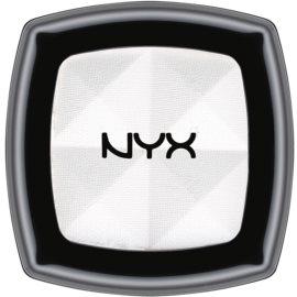 NYX Professional Makeup Eyeshadow тіні для повік відтінок 27 White Pearl 2,7 гр