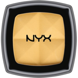 NYX Professional Makeup Eyeshadow тіні для повік відтінок 43 Yellow 2,7 гр