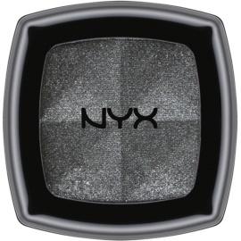 NYX Professional Makeup Eyeshadow тіні для повік відтінок 44 Black Sparkle 2,7 гр