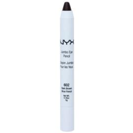 NYX Professional Makeup Jumbo kredka do oczu odcień 602 Dark Brown 5 g