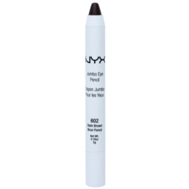 NYX Professional Makeup Jumbo kredka do oczu odcień 602 Dark Brown 5 g