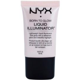 NYX Professional Makeup Born To Glow iluminador tono 01 Sunbeam 18 ml