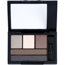 NYX Professional Makeup Love in Florence paleta cieni do powiek z aplikatorem odcień 01 Meet My Romeo 2,4 g