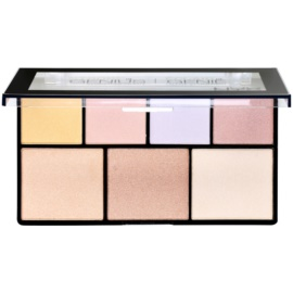 NYX Professional Makeup Strobe of Genius Highlighter Palette Shade 01 7 g