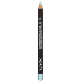 NYX Professional Makeup Eye and Eyebrow Pencil Präziser Eyeliner Farbton Baby Blue 1,2 g
