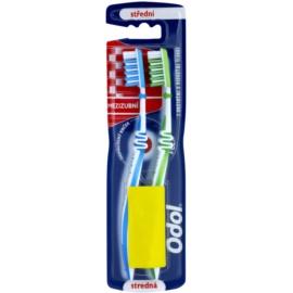 Odol Interdental cepillo de dientes medio  1 ud