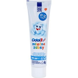 Odol 3  Milk Teeth zubní pasta pro děti  50 ml