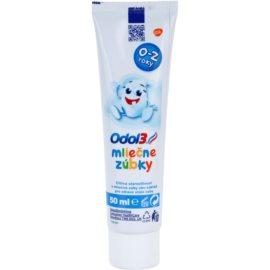 Odol 3  Milk Teeth паста за зъби за деца   50 мл.