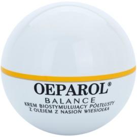 Oeparol Balance crema facial bioestimulante para pieles normales y secas  50 ml